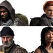 『OVERKILL's The Walking Dead』 プレイアブルキャラクターは、使用武器や習得スキルが異なる4人の生存者