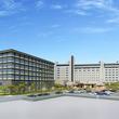 岐阜県高山市の「高山グリーンホテル」内に新館を建設します
