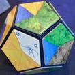 [SPIEL'18]動物達が住みやすい12面体の惑星を作ろう。コンポーネントとゲームシステムの面白さを兼ね備えた「Planet」のプレイレポート