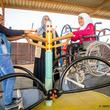 ヨルダン:ザータリ難民キャンプに、ユニセフ初のインクルーシブな遊び場を開設【プレスリリース】