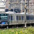 JR東海 あおなみ線 愛知環状鉄道 東海交通事業 4社車両が並びます
