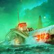 "『World of Warships』待望の""潜水艦""がハロウィンイベント""海中に潜む恐怖""に登場"