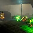 戦闘バイクに乗って戦うアクションゲーム「スティールラッツ」。4人の主人公それぞれの攻撃方法などが公開