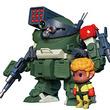 『装甲騎兵ボトムズ』Robonimoシリーズのスコープドッグにラウンドムーバー装備型とレッドショルダーカスタムが登場!