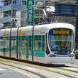 元京都市電の1906西陣は0号線回送表示【私鉄に乗ろう 69】
