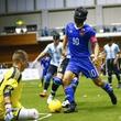 ブラインドサッカー日本代表、アルゼンチンに初得点も3失点で敗戦