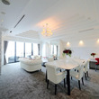 ホテル ラ・スイート神戸ハーバーランド    開業10周年記念! 王室御用達の上質なインテリアで    最上級スイート「女王の部屋」をリニューアル!