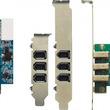 PCパーツブランド「玄人志向」から、USB3.0インターフェースボード、IEEE1394インターフェースボード発売