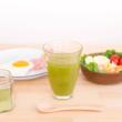 ミドリムシ粉末と野菜粉末の同時摂取が内臓脂肪を減少