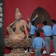 『大報恩寺』展、重要文化財「六観音菩薩像」の光背を取り外した展示がスタート