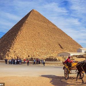 ピラミッド建造の謎が解明?採石...