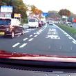【鳥取】国道で無茶な遊びをする男児が物議!「度胸試し?」「愉快犯?」「最近の子供は、車は安全装備のおかげでぶつからないと思っている」などの声