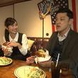"""「ちちんぷいぷい」で、新人アナウンサーがグルメ新企画!!""""わざわざ""""を調査!!"""