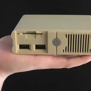 小型DOSゲーム機「PC Classic」