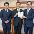 東日本大震災の復興支援として宮城県、岩手県、福島県に2,956万円を寄付