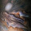 木星にドラゴンの眼!? 探査機ジュノーが激写した写真が神秘的