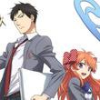 勤労感謝の日に『月刊少女野崎くん』がニコ生にて一挙無料放送!「はたらくアニメ特集」で『SHIROBAKO』の放送も