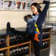 現在は2児の母!フィギュアスケーター荒川静香のユニークなトレーニング方法を紹介
