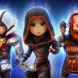 「アサシン クリード リベリオン」,iOS/Android版が配信スタート。エツィオなどの個性的なアサシンがコミカルな姿で登場するモバイル戦略RPG