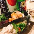 冬の味覚「白子」「あん肝」「牡蠣」と日本酒のペアリングが楽しもう! 新横浜の大衆居酒屋「OHASHI GEMS」で禁断の「痛風セット」が新登場!