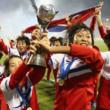 北朝鮮高官、アジアサッカー連盟会長と会談