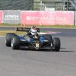 1985年以前の懐かしいF1マシンだけが参戦できる「マスターズF1」が日本で初開催