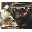 日本食鳥協会「地鶏料理試食・商談会」 川俣シャモ・奥美濃古地鶏・長州黒かしわなど6種の地鶏使用メニュー計13品、東京會舘シェフが考案