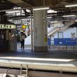 上野駅常磐線ホーム大江戸そば【EKISOBA62】