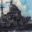日本海軍巡洋艦、摩耶と最上がエッチングパーツが付いた特別仕様でフジミ模型から発売!