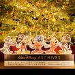 ミッキーマウス スクリーンデビュー90周年記念「ウォルト・ディズニー・アーカイブス展~ミッキーマウスから続く、未来への物語~」ミッキーマウスのオーナメントが飾られたツリーや横浜会場限定グッズも登場