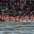 身も凍る寒中でみそぎの神事!岐阜県岐阜市で「池ノ上みそぎ祭」開催