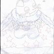 かき氷を食べるマジェスティ! – 『ラディアン』第八話の原画を公開!