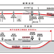 京急大師線の産業道路駅、3月地下化 産業道路との踏切廃止