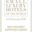 【東京ステーションホテル】「SLH Award 2018」日本のホテルとして初受賞!