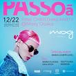 リキュール『PASSOA』によるスペシャルイベントにMAIKA LOUBTEがライブ出演