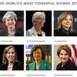 フォーブスが「世界で最もパワフルな女性」最新ランキングを公開 100位以内に日本人女性の名前はなし
