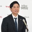 鷹・江川、300万円減で更改 今季5試合の出場に終わり「正直覚悟していた」