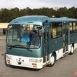 バスの自動運転、JR大船渡線BRTで実験 すれ違いやホーム寄せも検証