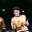"""シリーズ最強のサイヤ人ブロリーを演じる島田敏が筋肉スーツで登場!!""""ブロリスト""""とブロリーだらけのフォトセッション!「DRAGON BALL THE MOVIES Blu-ray発売記念ブロリーナイト」開催"""