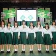 【詳報】坂道最年少のメンバー、元銀行員のメンバーも!先輩が見守る中、欅坂46の二期生・けやき坂46三期生が「お見立て会」