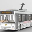 関電トンネルの「電気バス」運行開始と同時に模型化! トロリーバス最終便も発売