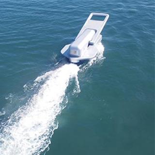 「ファスナーの船」