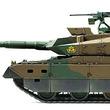 1/35スケールMMシリーズが走る!砲塔が動く!!タミヤのRCタンクシリーズに陸自10式戦車が専用プロポ付きで登場