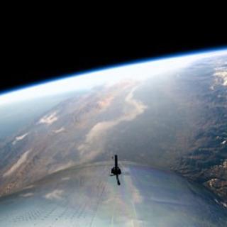 有人試験飛行で宇宙到達