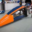 破産申請で中止になったイギリス発超音速車プロジェクト「Bloodhound SSC」が復活!?資産家の援助で再び記録挑戦へ