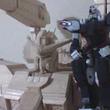 イオ・フレミングの愛機を木材で再現!『機動戦士ガンダム サンダーボルト』フルアーマー・ガンダムの模型を制作【ニコ動注目動画】