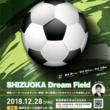 憧れのJリーガーと一緒にプレーしよう!「SHIZUOKA Dream Field 2018」を12月28日に竜洋スポーツ公園にて開催!