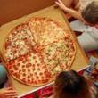 ドミノピザ、巨大すぎて配達できないピザをオーストラリアで限定販売