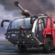 世界の空港を守るハイパー化学消防車!ロマン溢れる特殊車両がハセガワから完全新金型でプラモデル化!