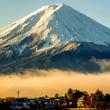 日本書紀や古事記にも出てこない富士山が日本一の山になった理由